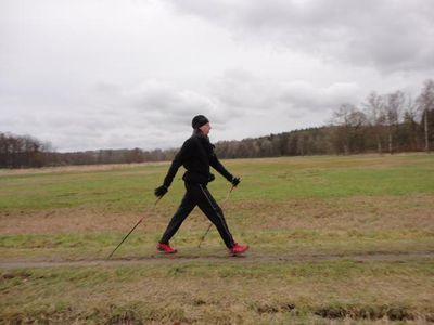 Nordic Walking - Training für jeden! - Uelzen