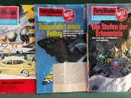 3 alte Perry Rhodan Hefte - Niederfischbach