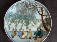 """Sammelteller/Wandteller """"Winter"""" von Villeroy & Boch - Niestetal"""