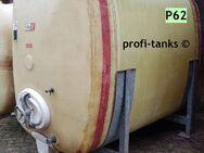 P62 gebrauchter 5.000 L Polyestertank GFK-Tank Rotband Lagerbehälter Wassertank Futtermitteltank Regenwasser Lagertank Sickersafttank Melassetank Molketank Rapsöltank - Nordhorn