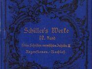 Schillers sämtliche Werke in zwölf Bänden - 12. Band - Kleine Schriften - Zeuthen