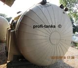 V²A Edelstahltank 10.000 L isoliert Wassertank Molketank Chemietank