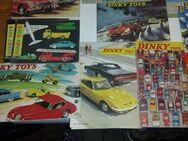 Dinky Kataloge Originale ca. 50er 60er und 60er Jahre Meist TOP - Berlin