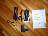 Netzteil / Ladegerät + Zubehör für Nikon 15 € + Versand