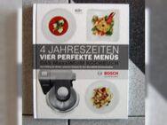 Das MaxxiMum Kochbuch 4 Jahreszeiten 4 perfekte Menüs NEU - Celle