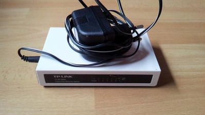 TP-Link WR340GD Router WLAN TP-WR340GD - Plettenberg