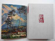 Steiner Heimatbuch, Stein, Königsbach-Stein, Enzkreis Pforzheim, Friedrich Sander - Königsbach-Stein