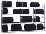 Reifenregal als Stecksystem Fachlast 250 kg NEU für Gewerbekunden