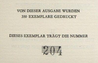 Von Falken Hunden u. Pferden. a.d.15. Jahrhundert K.Lindener Teil 1+2 1962 - Lindenberg (Allgäu)
