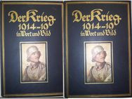 Der Krieg 1914-19 in Wort und Bild Band 2&3 - Spraitbach