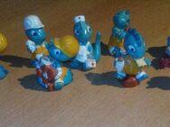 2 x Ü-Eier Dapsy Dinos+Happy Dino Family Erscheinungsjahr 1995/1997 - Verden (Aller) Zentrum