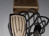 historisches Mikrofon Kristall KM 8157 - Vintage DDR - Nürnberg