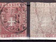 Italien-Toscana 40 Centesimo,1860-61,Mi.IT-TO 21,Lot 1272 - Reinheim