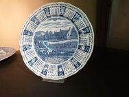 Keramik Zier-, Wandteller MYOTT MEAKIN / God Bless Our House Throughout 1985 - Zeuthen