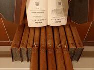 Goethes Sämtliche Werke (18 Bände von insgesamt 40). Jubiläums-Ausgaben v. ca. 1900. Cotta´sche Buchhandlung Nachfolger - Rosenheim