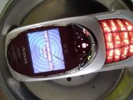 Altes Siemens Handy aufklappbar SL55 - Berlin