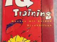 Dieter und Gita Krowatschek, IQ-Training - Denken mit beiden Gehirnhälften - Hürth
