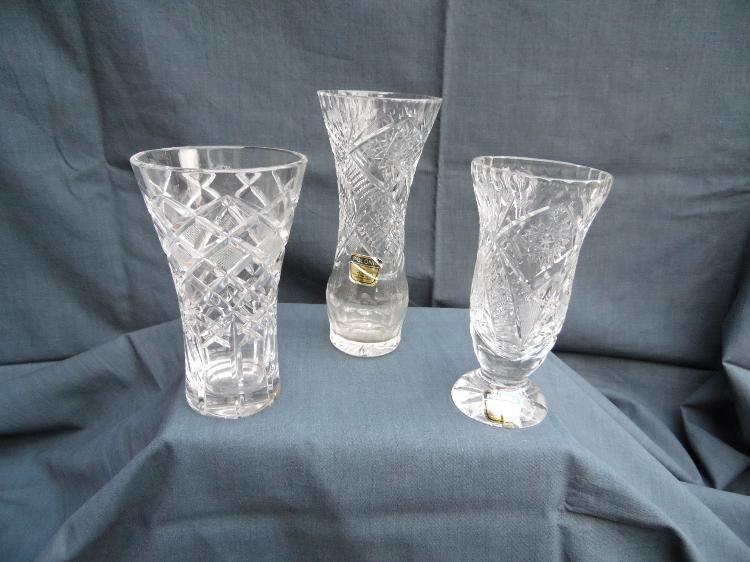 Bleikristall Vase kaufen / Bleikristall Vase gebraucht