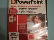 Microsoft Power Point Praxis Schulung DVD neu ovp - Hamburg