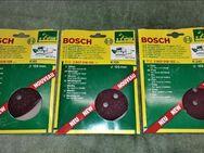 Bosch Schleifblätter Schleifscheiben 125 mm Ø Exzenterschleifblatt - Leverkusen