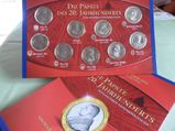 Vatikan 2005 Die Päpste des 20. Jahrhundert geprägt in Rom
