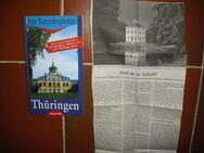 Thüringen. Der Reisebegleiter (Broschiert) von Rolf Schneider (Autor) - Rosenheim