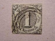 AD-Thurn u.Taxis,1 Kr.1853.,MI:DE 7,  Lot 578