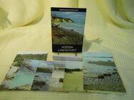 Postkarten Satz / 6 Postkarten Meeresmuseum Stralsund, Küstenlandschaft / DDR 83 - Zeuthen