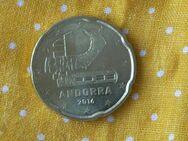 20 Euro Cent Andorra 2016 Kursmünze,Lot 166