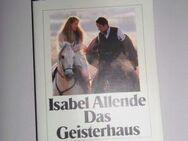 Isabel Allende DAS GEISTERHAUS - Großdruck - Gebunden - Neuwertig - Groß Gerau