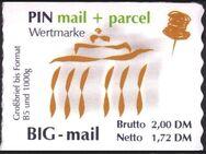 "PIN AG: MiNr. 3, 28.08.2000, ""Brandenburger Tor, Berlin"", Wert zu 2,00 DM, postfrisch - Brandenburg (Havel)"