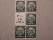 DR 5er Block,Hindenburg 1933-36,MiNr.515,Lot 251
