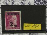 DR Feldpostmarke 2kg, 1943 Mi.Nr.3,Lot 101