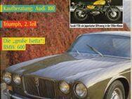 markt für klassische automobile und motorräder 1/1992 - Spraitbach