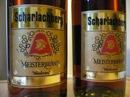 2 Flaschen Scharlachberg Meisterbrand Weinbrand - Bremen
