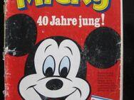 Micky - 40 Jahre Jung (Micky Maus Jubiläumsheft) von 1970 - Niddatal Zentrum