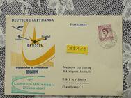 England-Deutschland Luftverkehr 1953 Mi.Nr.,Lot 119 -
