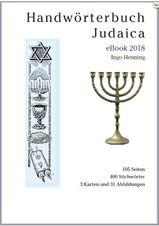 """""""Handwörterbuch Judaica"""" (Judentum) GRATIS als PDF"""