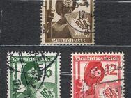 DR-Luftschutz,1937,Mi.Nr.643-45,Lot 400