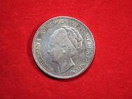 1 Gulden 1931 Niederlande,Wilhelmina  720er Silber,Lot 309