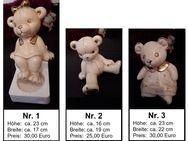 Figur Bär Teddy von Gilde Porzellan - Regenstauf