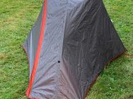 Verkaufe Zelt (für 1 Person) Tent Trek 900 mit passender Bodenplane - Berlin Steglitz-Zehlendorf