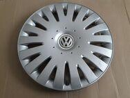 Radkappe Radzierblende Radblende Einzelradkappe für VW Scirocco 3 / VW Eos 1F / VW Passat B6 3C / VW Passat B6 3C Variant 16 Zoll 1 Stück - Bochum