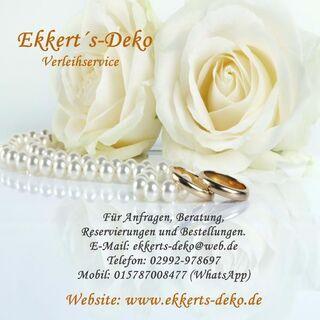 Verleih Damast Tischdecke Eckig mit Saum Ornamente. - Marsberg