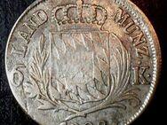 6 Kreuzer Bayern 1808-Maximillian I. Joseph,  333er Silber,Lot 311