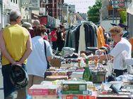 Kram- und Trödelmarkt Wilhelmshaven Marktstraße West August