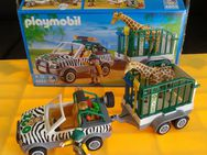 Playmobil 4855 Zoofahrzeug mit Anhänger - Krefeld