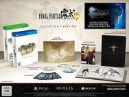 Ps4 Final Fantasy Type-O HD Collector Edition NEU AT - Jungingen