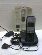 Telefon Siemens Gigaset A 400, schnurlos