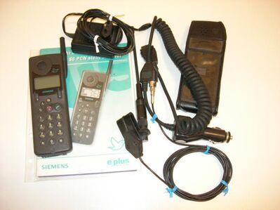 Siemens S 6 – PCN, das Kult Handy, gebraucht. - Hagen (Stadt der FernUniversität) Emst